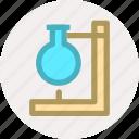 chemistry, experiment, laboratory, physics, science, tentative, test icon