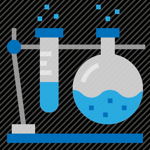 chemistry, laboratory, physics, science icon