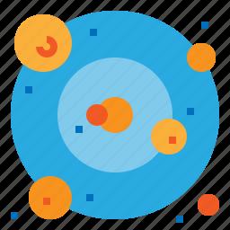 astro, astrology, astronomy, space icon