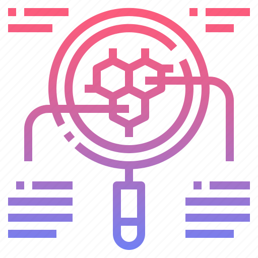 analysis, atom, cell, research, science icon