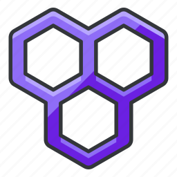 cells, chemistry, lab, laboratory, molecule, science icon