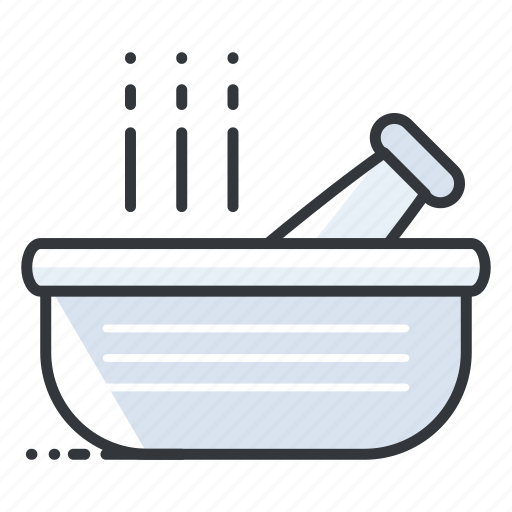 bowl, lab, laboratory, mix, mixture, science icon
