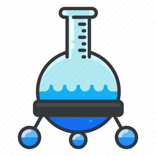 Chemistry, experiment, lab, laboratory, science, test, tube icon - Download on Iconfinder