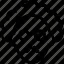 albert einstein, avatar, einstein, researcher, scientist icon