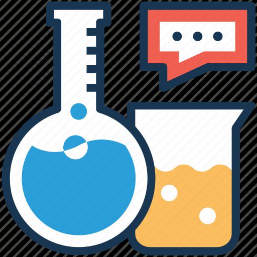 chemical equipment, chemistry lab, chemistry laboratory, lab equipment, science lab icon