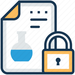 data encryption, data privacy, data security, document encryption, document protection icon