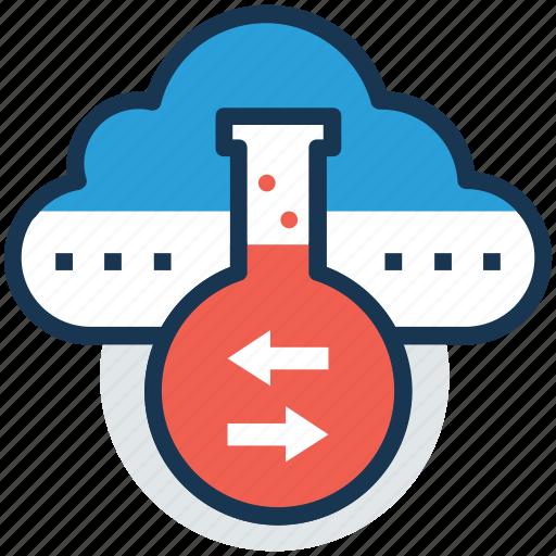 backup and restore, backup cloud, digital data transferring, recovery backup, restoration data icon