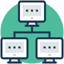 computer networking, computer support service, internet sharing, network connection, networking icon