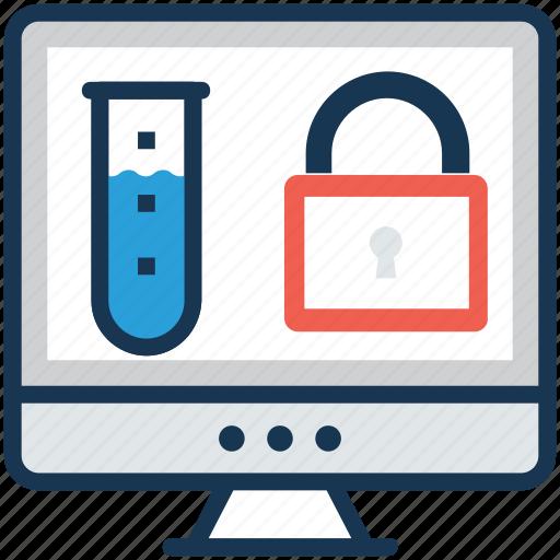 computer analysis, computer security analysis, computer system analysis, data analysis, marketing analytics icon