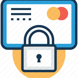 banking protection, financial protection, money protection, safe banking, safe money icon