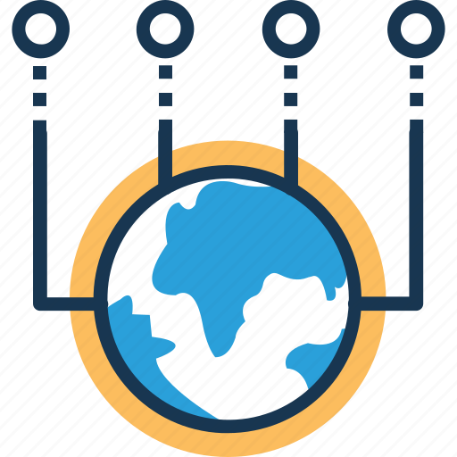 global connection, global digital mesh network, global network, global network connectivity, global technology icon