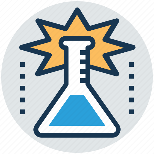 alcoholic fermentation, chemical reaction, chemistry, nuclear fission, nuclear fusion icon
