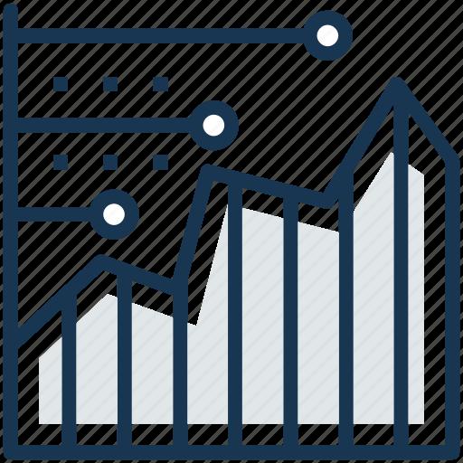 analysis, business analysis, graphic presentation, statistical analysis, statistics icon
