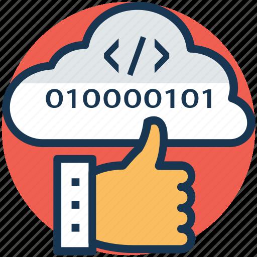 coding, programming, software engineering, web development, website building icon