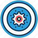 configuration, maintenance, mechanic, mechanism, settings icon