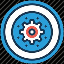 configuration, maintenance, mechanic, mechanism, settings icon