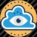 community cloud, cloud vision, cloud computing, cloud services, enterprise cloud icon