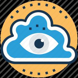 cloud computing, cloud services, cloud vision, community cloud, enterprise cloud icon