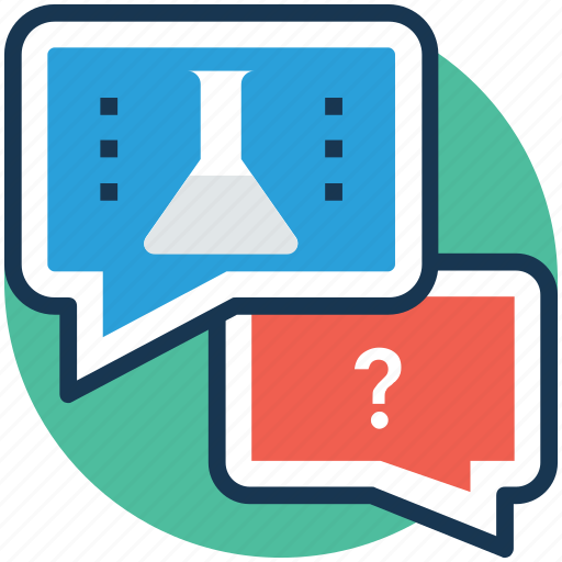 common sense, mind game, question answering, science quiz, scientific method icon