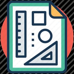 artwork, design, drawing, graphics, illustration icon