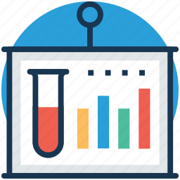 chemistry lecture, lab lecture, laboratory presentation, scientific presentation, scientists lab icon