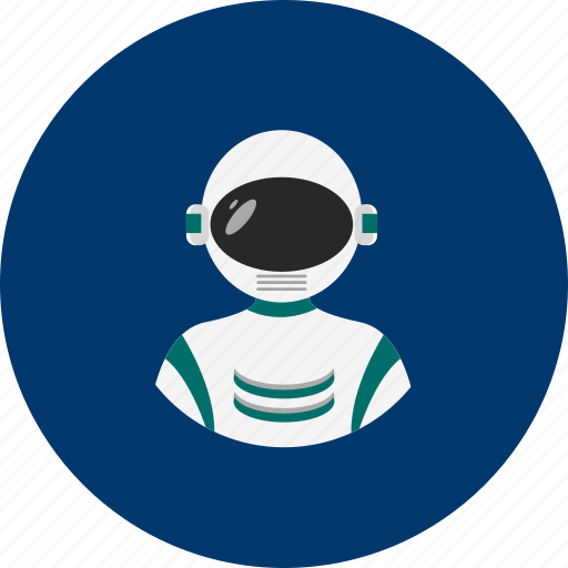 astronaut, object, people, science, suit, technology, universe icon