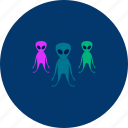 alien, humanoid, object, science, stranger, thing, universe icon