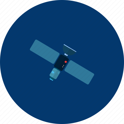 fly, object, satellite, science, signal, technology, universe icon