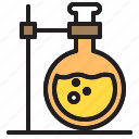 experiment, lab, medicine, science icon
