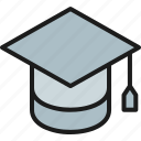 cap, chemistry, education, graduation, medicine, research, science