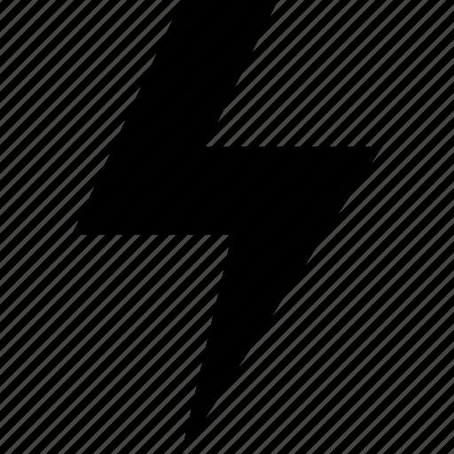 charge, energy, flash, power icon