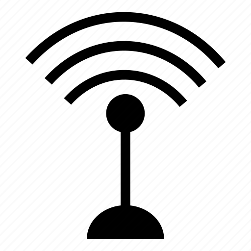 hotspot, rss, wifi, wireless icon