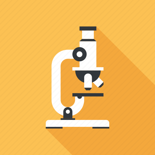 analysis, experiment, lab, laboratory, microscope, research, science icon
