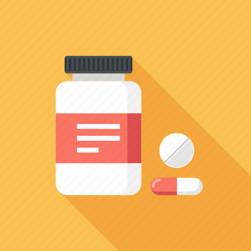 capsule, drug, healthcare, medicine, pharmacy, pill, tablet icon