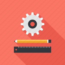 design, development, engineering, instrument, options, settings, tool icon