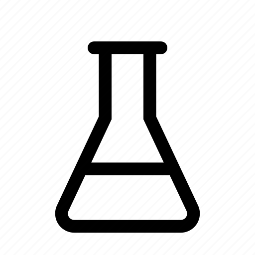 Chemistry, experiment, flask, laboratory, science icon - Download on Iconfinder