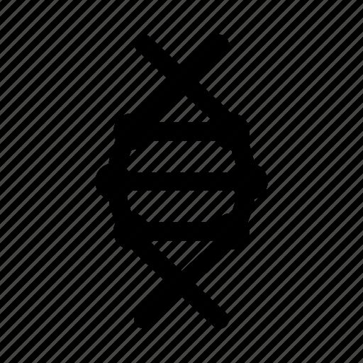 Biology, dna, gene, genes, genetic, science icon - Download on Iconfinder