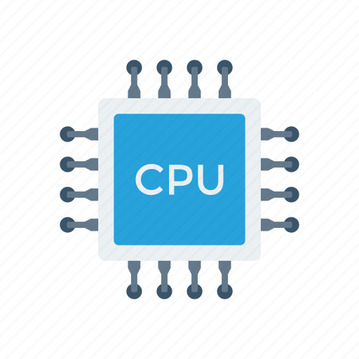 Chip, cpu, hardware, processor, technology icon - Download on Iconfinder