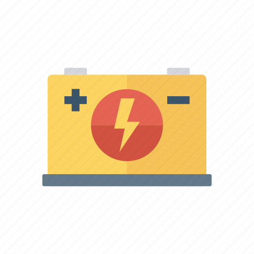 accumulator, battery, charge, charging, energy icon