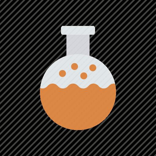 beaker, experiment, flask, lab, test icon