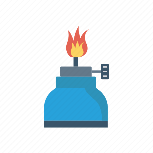 burner, cooking, fire, lab, science icon