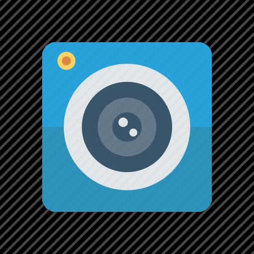 Shutter, capture, camera, photo, picture icon
