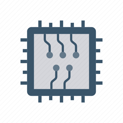 Chip, cpu, hardware, micro, processor icon - Download on Iconfinder