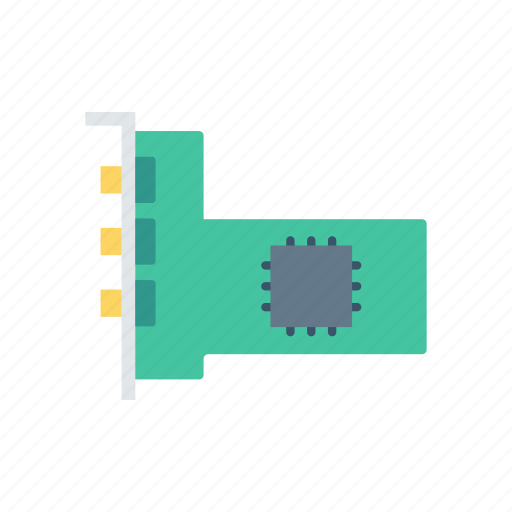 chip, gpu, graphiccard, hardware, technology icon