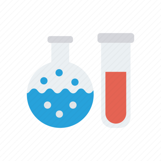 beaker, experiment, flask, lab, practical icon