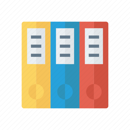 archive, document, files, library, office icon
