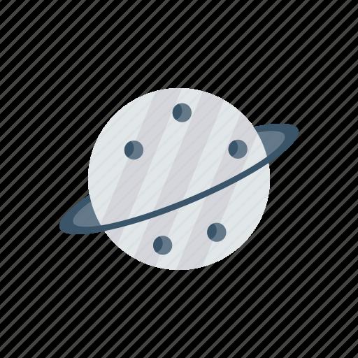 earth, orbit, planet, space, universe icon