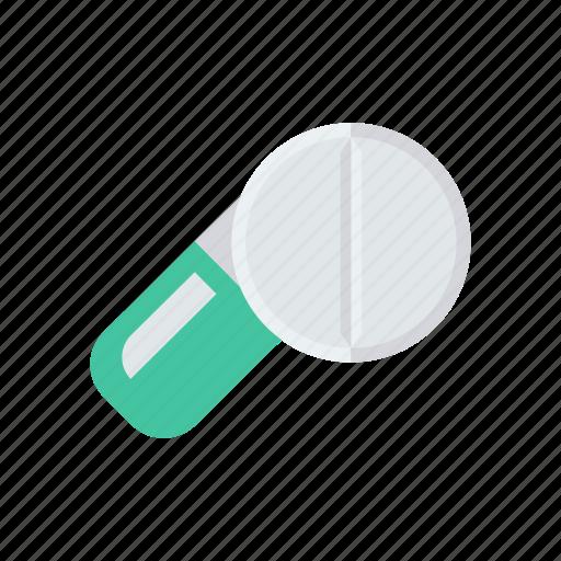 drugs, medicine, pharmacy, pills, tablet icon