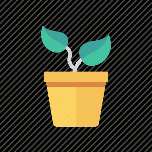 garden, growth, nature, plant, soil icon