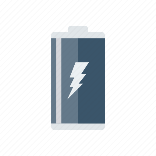battery, charging, energy, power, technology icon